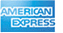 We accept American Express.